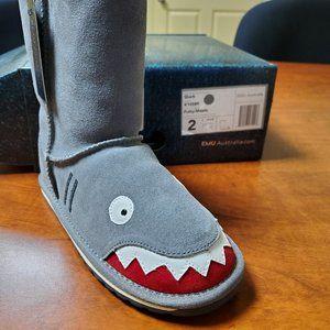 EMU Shark Kids Boots
